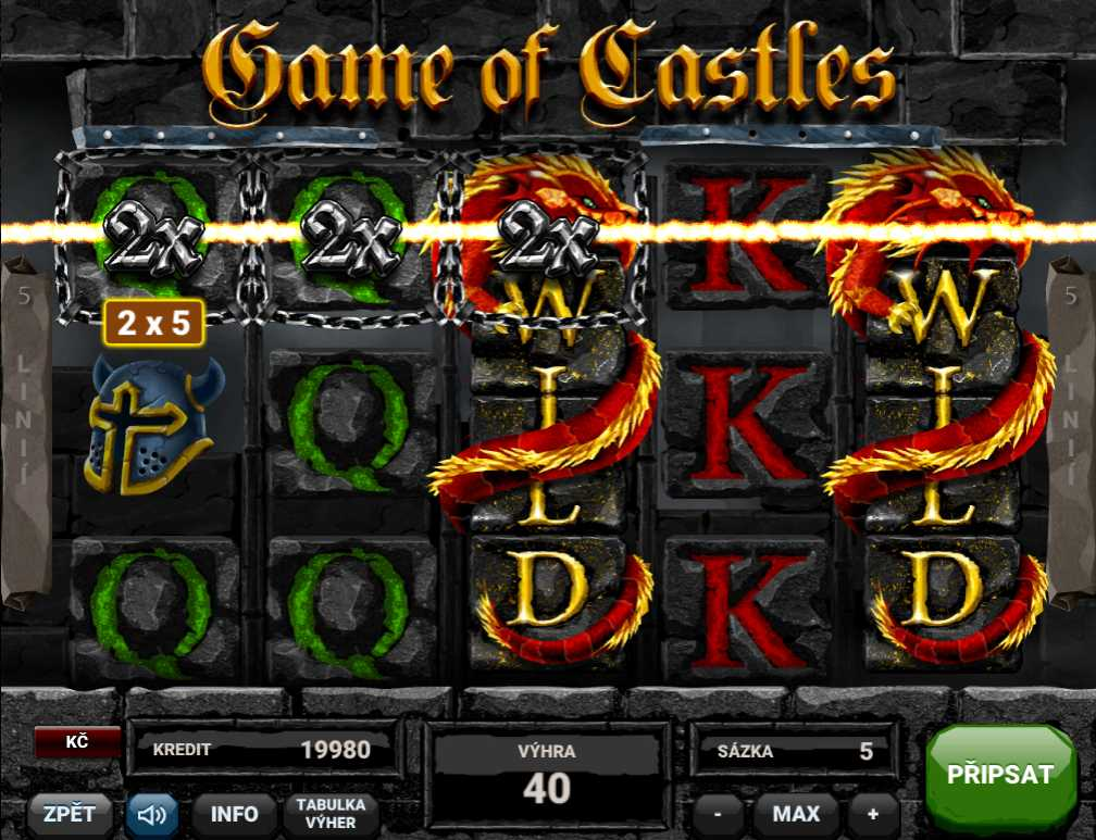 Game of Castles